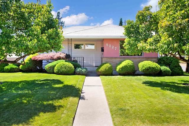 5027 N Oak St, Spokane, WA 99205 (#202117507) :: Elizabeth Boykin   Keller Williams Spokane