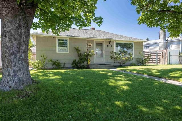 1114 E Columbia Ave, Spokane, WA 99208 (#202117508) :: Prime Real Estate Group