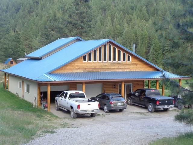 4516 Lessig Rd, Hunters, WA 99137 (#202117529) :: The Spokane Home Guy Group