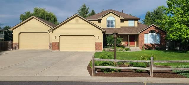 14502 N Mckinnon Ct, Mead, WA 99021 (#202117531) :: Bernadette Pillar Real Estate