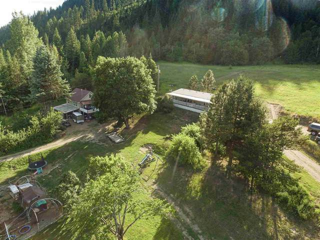 9001/9003 Highway 31 Hwy, Ione, WA 99139 (#202117550) :: Prime Real Estate Group