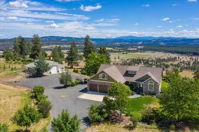 7318 N Prairie Crest Rd, Spokane, WA 99224 (#202117570) :: Elizabeth Boykin | Keller Williams Spokane
