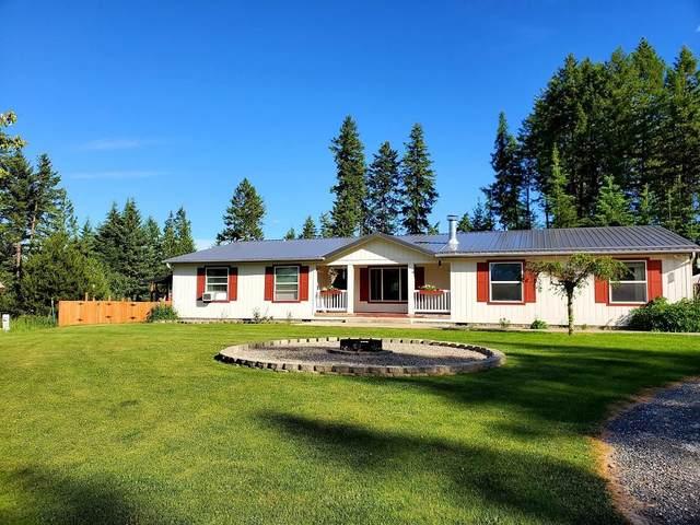 4040 Springdale Hunters Rd, Springdale, WA 99173 (#202117649) :: The Spokane Home Guy Group