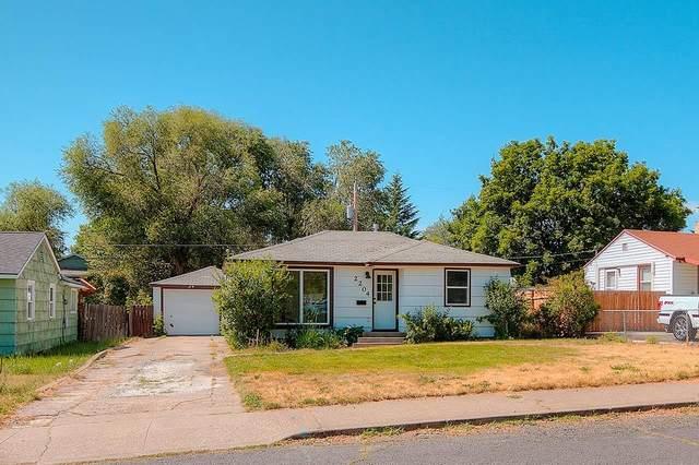 2204 E Bismark Ave, Spokane, WA 99208 (#202117666) :: Elizabeth Boykin | Keller Williams Spokane