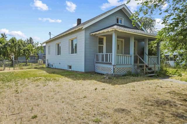 301 Maxwell St, Davenport, WA 99122 (#202117678) :: Freedom Real Estate Group