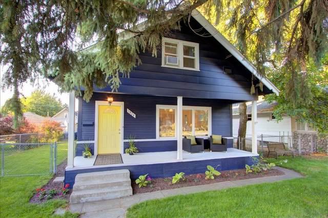 1824 W Montgomery Ave, Spokane, WA 99205 (#202117699) :: The Hardie Group