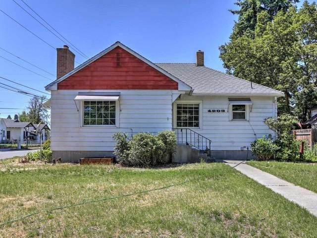 4903 N Madison St, Spokane, WA 99205 (#202117714) :: The Hardie Group