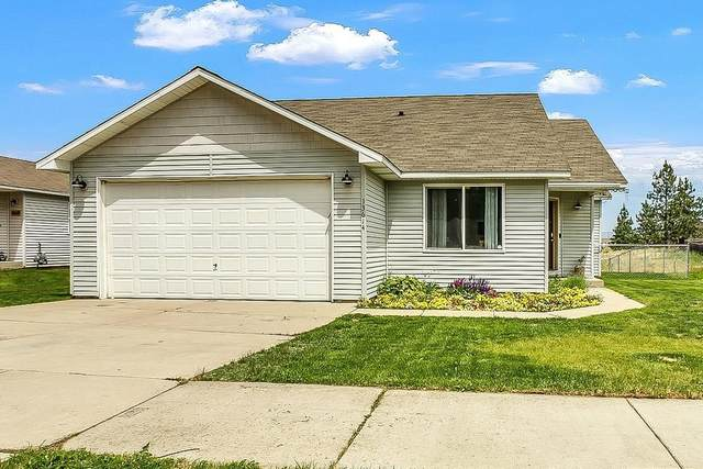 13614 W 12th Ave, Airway Heights, WA 99001 (#202117739) :: The Hardie Group