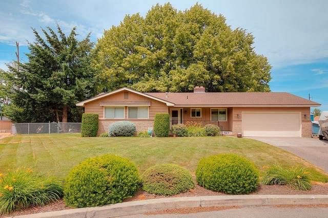2730 S Cheryl Ct, Spokane Valley, WA 99037 (#202117761) :: Freedom Real Estate Group