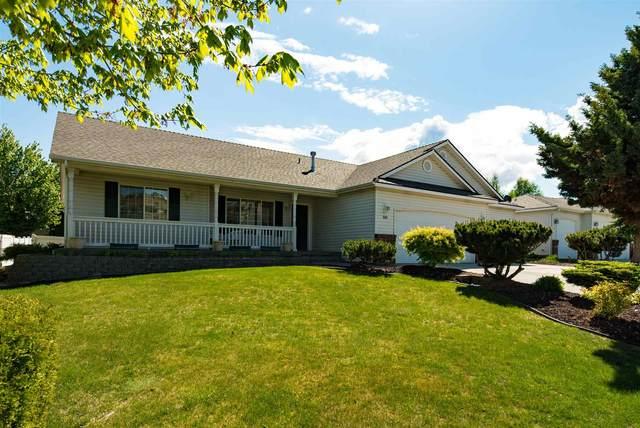 608 N Garry Dr, Liberty Lake, WA 99019 (#202117775) :: The Spokane Home Guy Group