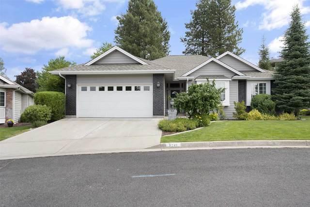 6240 W Shawnee Ave, Spokane, WA 99208 (#202117797) :: Heart and Homes Northwest