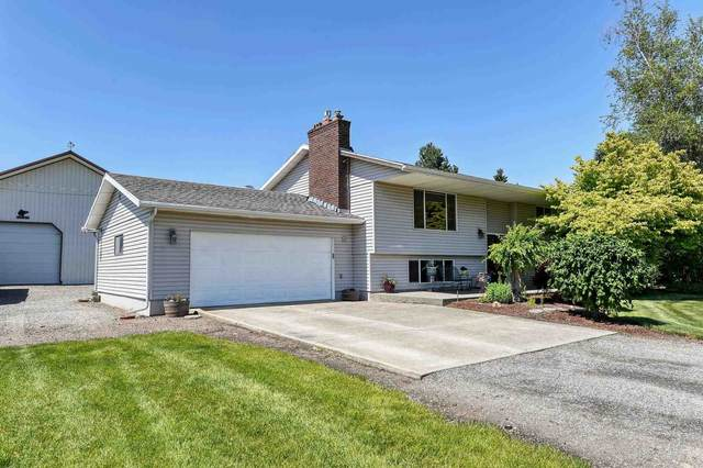 25523 E River Rd, Otis Orchards, WA 99027 (#202117799) :: The Hardie Group