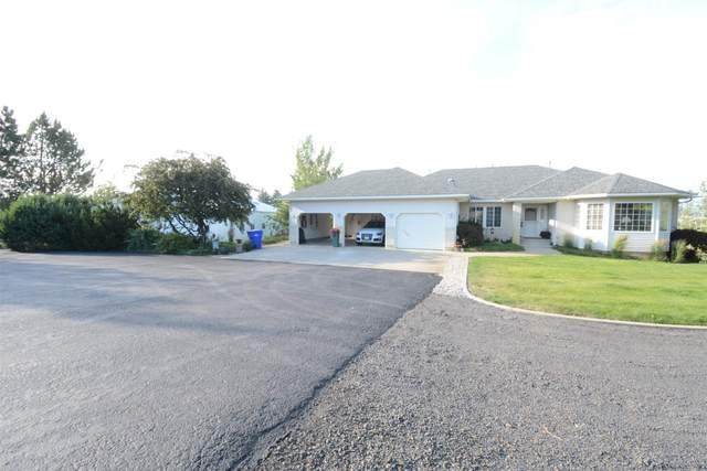 5015 E Stoneman Rd, Spokane, WA 99217 (#202117801) :: The Hardie Group