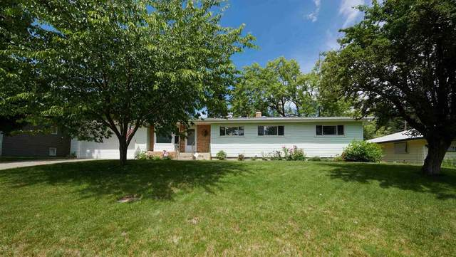 7919 E Longfellow Ave, Spokane, WA 99212 (#202117814) :: The Hardie Group