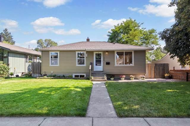 508 E Longfellow Ave, Spokane, WA 99207 (#202117828) :: The Hardie Group