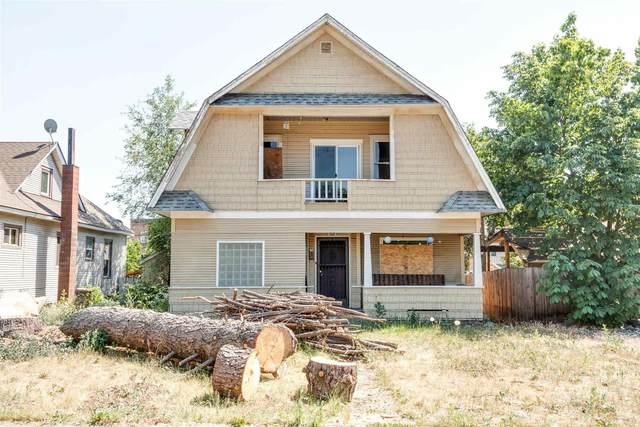 717 W Spofford Ave, Spokane, WA 99205 (#202118056) :: Prime Real Estate Group
