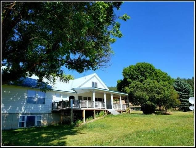 2621 Quarry-Browns Lake Rd, Chewelah, WA 99109 (#202118286) :: Parrish Real Estate Group LLC