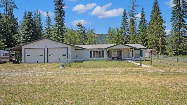 25131 N Leclerc Rd, Ione, WA 99139 (#202118290) :: Northwest Professional Real Estate