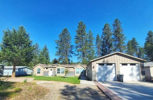 206 Eagle Dr, Chewelah, WA 99109 (#202118475) :: Parrish Real Estate Group LLC