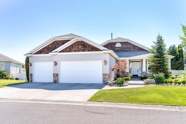 919 S Shelley Lake Ln, Spokane Valley, WA 99037 (#202118602) :: Inland NW Group