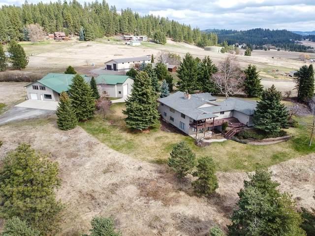 16112 N Greenbluff Rd, Colbert, WA 99005 (#202118613) :: The Spokane Home Guy Group