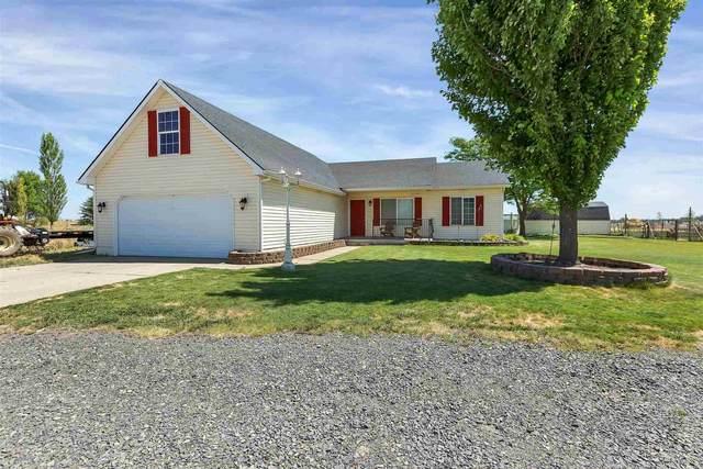 6418 N Wood Rd, Reardan, WA 99029 (#202118630) :: Elizabeth Boykin | Keller Williams Spokane