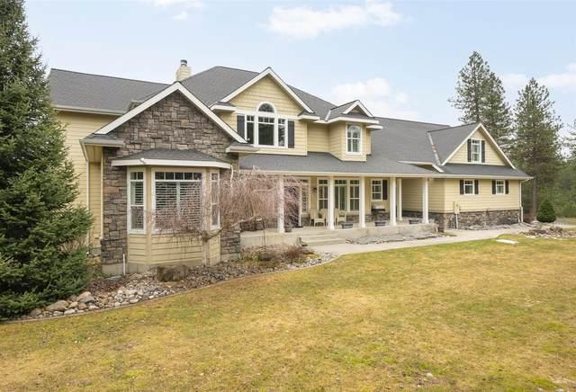 3015 E River Glen Dr, Colbert, WA 99005 (#202118699) :: The Spokane Home Guy Group