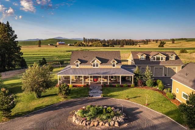 31727 S Kentuck Trails Rd, Spangle, WA 99031 (#202118742) :: The Spokane Home Guy Group