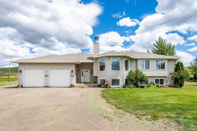 12811 S Stangland Rd, Medical Lake, WA 99022 (#202118759) :: Prime Real Estate Group