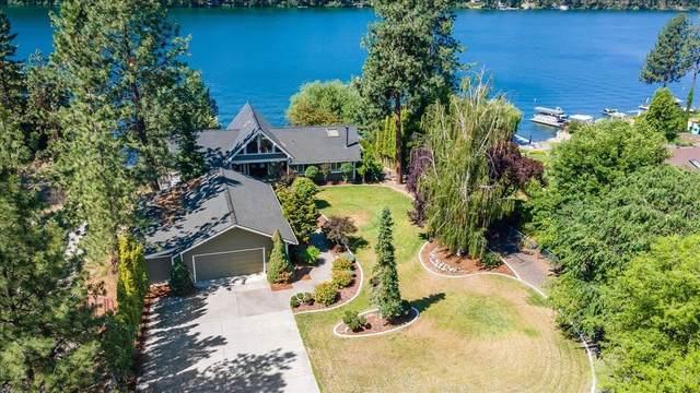 13005 W Shore Rd, Nine Mile Falls, WA 99026 (#202118785) :: Cudo Home Group
