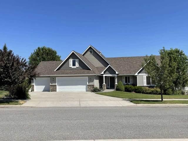 2117 S Meadowview Rd, Greenacres, WA 99016 (#202118802) :: Top Spokane Real Estate