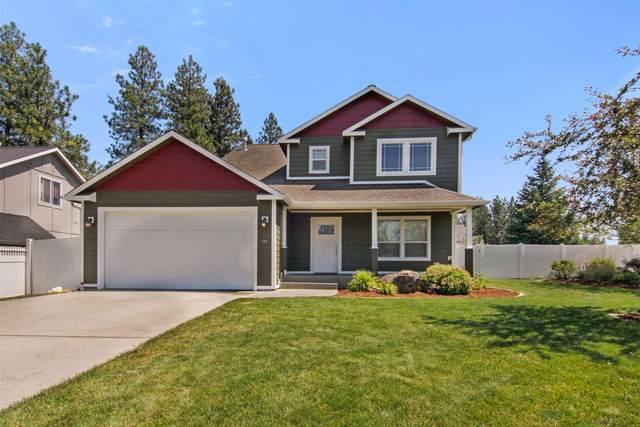 741 S Evergreen Dr, Medical Lake, WA 99022 (#202118805) :: Parrish Real Estate Group LLC