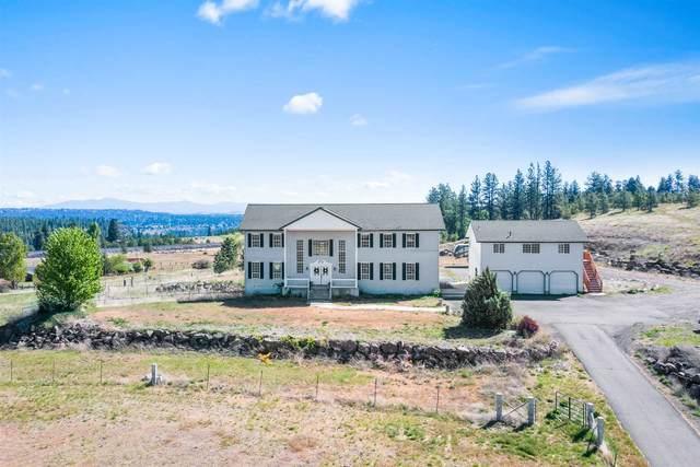 8025 W Trails Rd, Spokane, WA 99224 (#202118876) :: Parrish Real Estate Group LLC