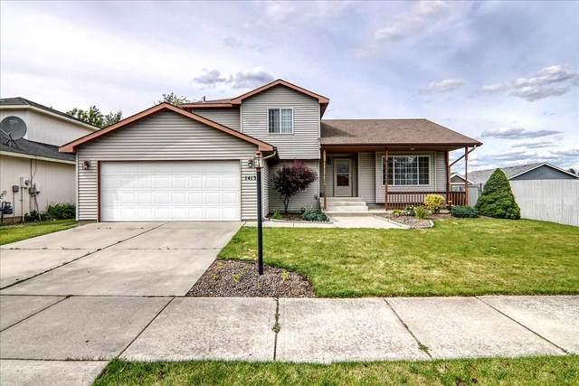 1413 E Clover St, Spokane, WA 99217 (#202118883) :: Elizabeth Boykin   Keller Williams Spokane
