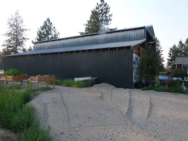 218 E Eloika Lake Rd, Deer Park, WA 99006 (#202118971) :: Elizabeth Boykin | Keller Williams Spokane