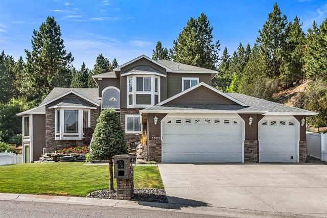 5922 N Vista Grande Dr, Otis Orchards, WA 99027 (#202118981) :: Elizabeth Boykin | Keller Williams Spokane