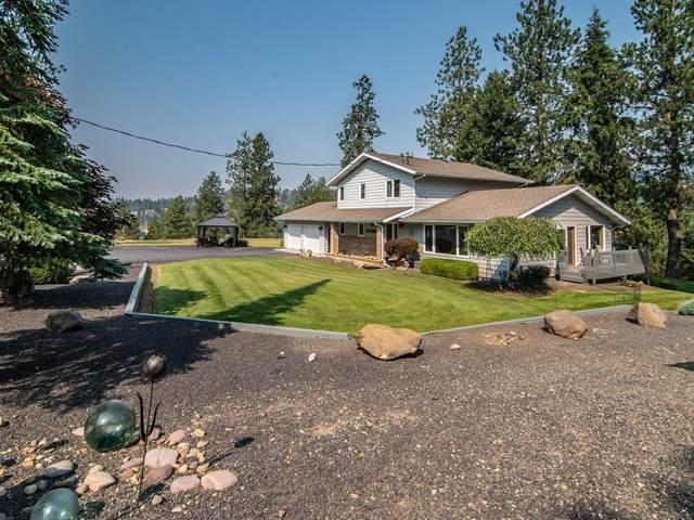9323 S Madison Rd, Valleyford, WA 99036 (#202118991) :: The Spokane Home Guy Group