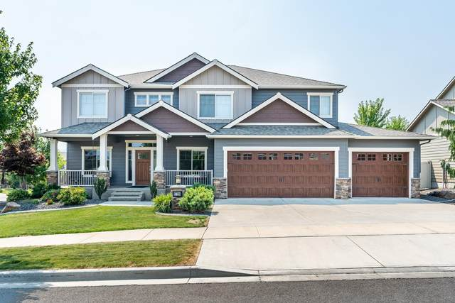 17724 E Daystar Rd, Spokane Valley, WA 99016 (#202119014) :: Inland NW Group