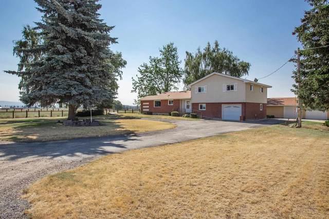 2605 W Denison Rd, Deer Park, WA 99006 (#202119040) :: The Spokane Home Guy Group