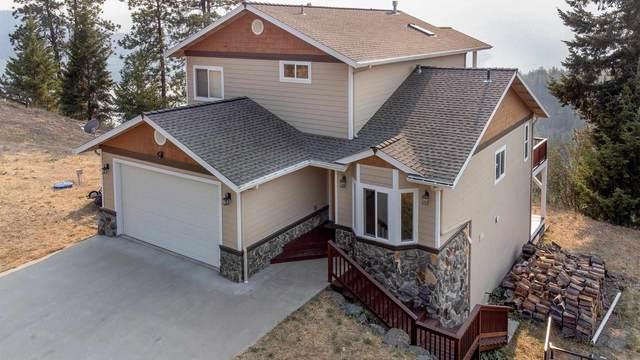 1234 Goldedge Mine Rd, Kettle Falls, WA 99141 (#202119085) :: Elizabeth Boykin   Keller Williams Spokane