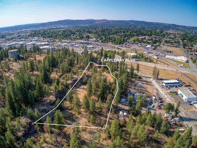 0 S Dishman Rd, Spokane Valley, WA 99212 (#202119097) :: Five Star Real Estate Group