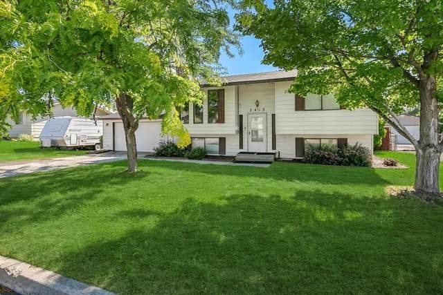 3413 S Bates Rd, Spokane Valley, WA 99206 (#202119107) :: Amazing Home Network