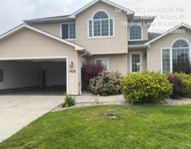 1023 N Wilcox St, Medical Lake, WA 99022 (#202119138) :: The Synergy Group