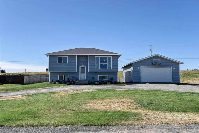 605 E Cottonwood Ave, Reardan, WA 99029 (#202119139) :: Bernadette Pillar Real Estate