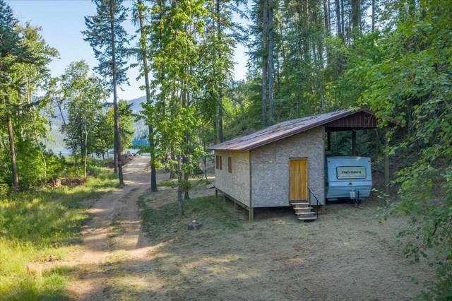 279 Marshal Lake Dr, Newport, WA 99156 (#202119157) :: Bernadette Pillar Real Estate
