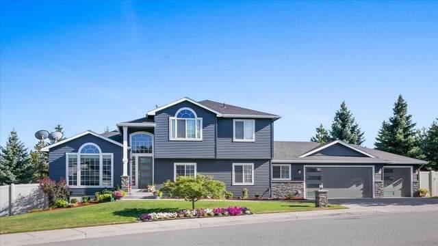 6703 S Baymont St, Spokane, WA 99224 (#202119166) :: The Synergy Group