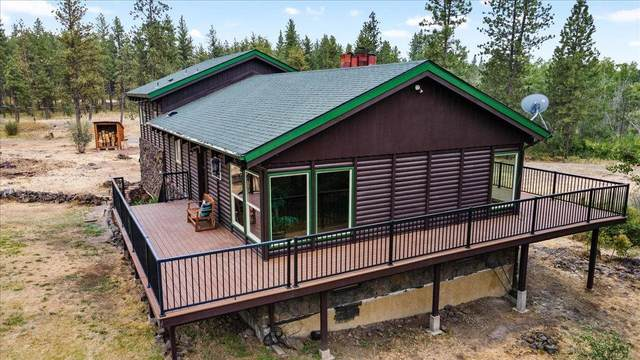 20112 S Short Rd, Cheney, WA 99004 (#202119211) :: The Synergy Group
