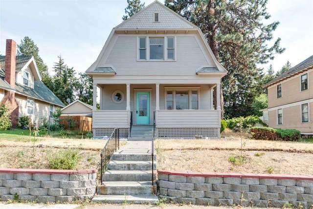 1704 E 11TH Ave, Spokane, WA 99202 (#202119222) :: Amazing Home Network