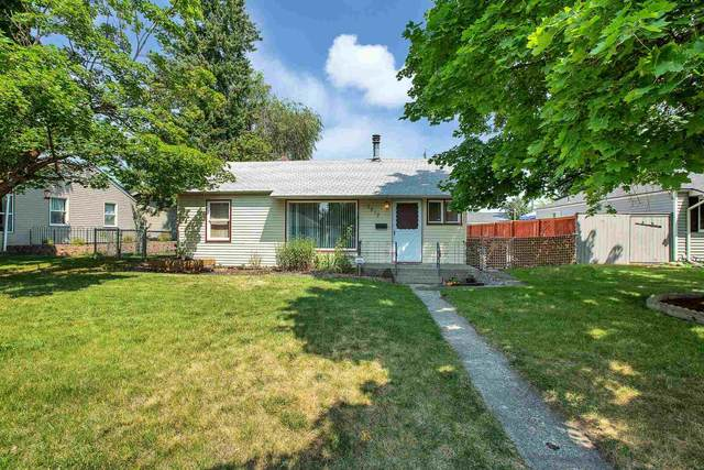 2512 W Olympic Ave, Spokane, WA 99205 (#202119225) :: The Spokane Home Guy Group