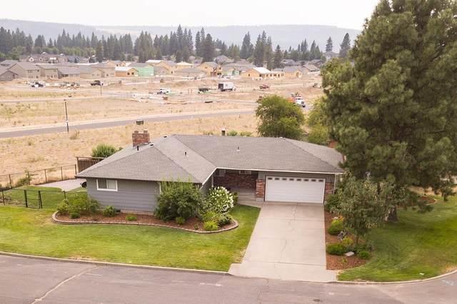 5607 W Shawnee Ave, Spokane, WA 99208 (#202119244) :: Bernadette Pillar Real Estate